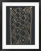 Udaka Study IV Framed Print
