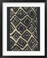 Udaka Study VII Framed Print