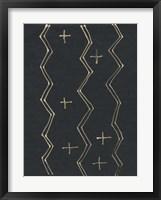Udaka Study VIII Framed Print