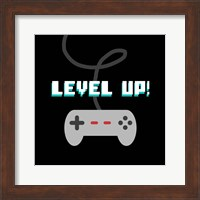 Framed Level Up!