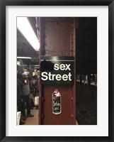 Framed Sex Street