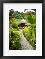 Framed Matangi Privite Island Resort, Taveuni, Fiji