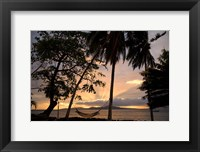 Framed Garden Island Resort in Taveuni, Fiji