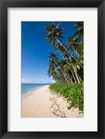 Framed Lavena Beach, Fiji