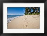 Framed Lavena Beach, Taveuni, Fiji