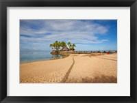 Framed Warwick Fiji Resort and Spa, Coral Coast, Viti Levu, Fiji