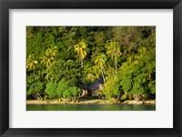 Framed Bure, Likuliku Lagoon Resort, Malolo Island, Mamanucas, Fiji