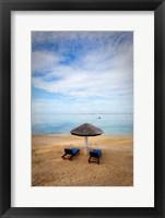 Framed Warwick Fiji Resort and Spa, Travel, Fiji