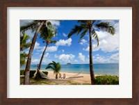 Framed Malolo Island Resort, Malolo Island, Fiji
