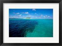 Framed Namotu Island, Fiji
