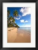 Framed Beach at Shangri-la Fijian Resort and Spa, Fiji