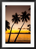 Framed Shangri-la Fijian, Fiji