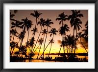 Framed Shangri-la Fijian Resort and Spa in Fiji