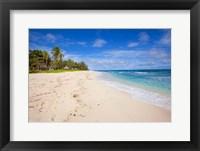 Framed Yasawas Island Resort in Fiji