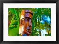 Framed Tiki, Fiji