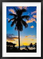 Framed Sunset, Taveuni, Fiji