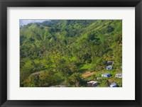 Framed Savusavu in Vanua Levu, Fiji