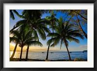 Framed Garden Island Resort, Taveuni, Fiji