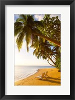 Framed Beach Chairs, Matangi Private Island Resort, Fiji