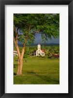 Framed Catholic Church, Fiji