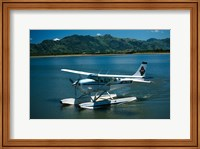 Framed Floatplane, Nadi Bay, Fiji
