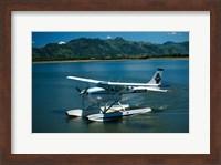 Framed Floatplane, Nadi Bay, Fiji
