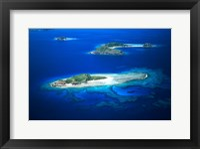 Framed Eori Island, Mamanuca Islands, Fiji