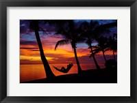 Framed Hammock, Travel, Coral Coast, Viti Levu, Fiji