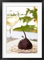 Framed Exotic desserts and meals, Beqa Lagoon Resort, Beqa Island, Fiji