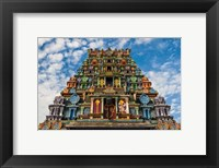 Framed Hindu temple, Fiji
