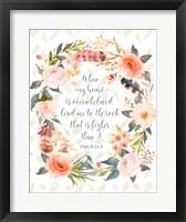 Framed Psalm 61-2