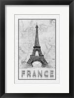 Framed Travel France