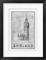 Framed Travel England