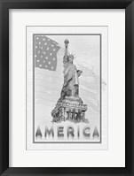 Framed Travel America