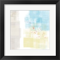Framed Abstract Splatter I