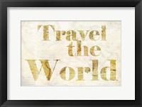 Framed Travel the World