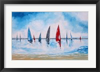 Framed Boats II