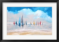 Framed Boats IV