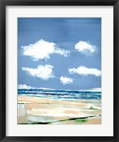 Framed Seascape V
