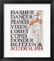 Framed Dasher