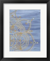 Framed Celebration Mandala