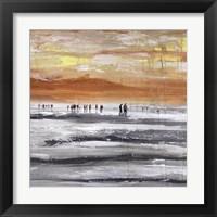 Framed Beach II