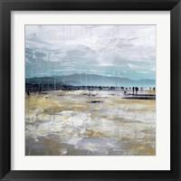 Framed Beach III A