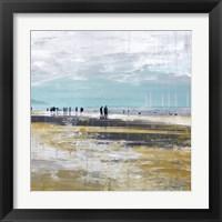 Framed Beach III B