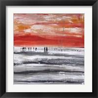 Framed Beach IV B