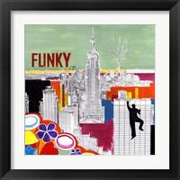 Framed Funky Empire