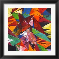 Framed Abstract Geo 2