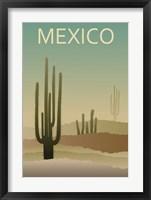 Framed Sonoran Desert