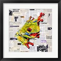 Framed Ralph the Frog