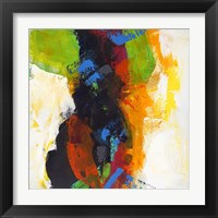 Framed Abstract Design